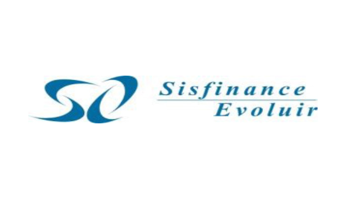 Logo Sisfinance Evoluir